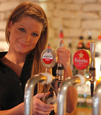 Bar jobs at The King William IV